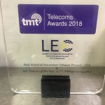 LEC 2018 TMT Telecoms Awards