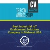 "Corporate Vision Magazine Names LEC ""Best Industrial IoT Enablement Solutions Company in the Midwest USA"""