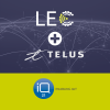 LEC EXPANDS AWARD-WINNING IIoT TECHNOLOGY IN CANADA ON TELUS' NETWORK