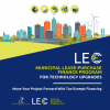 MOVING PROJECTS FORWARD WITH LEC'S NEW MUNICIPAL LEASE-PURCHASE FINANCE PROGRAM FOR TECHNOLOGY UPGRADES